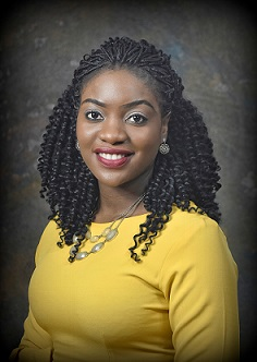 MISS FUNMILOLA ADEYEYE -PROJECT OFFICER